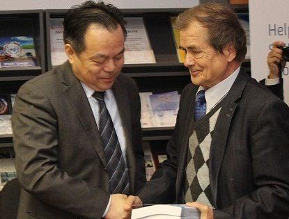 Встреча с делегацией Шанхайской академии общественных наук