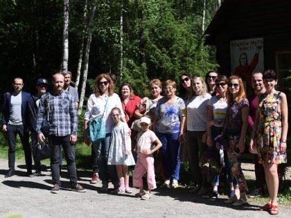 Поездка в Центр экологического туризма «Станьково»