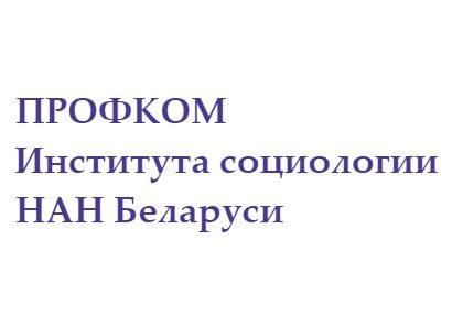 Выборы профкома первичной профсоюзной организации Института социологии НАН Беларуси
