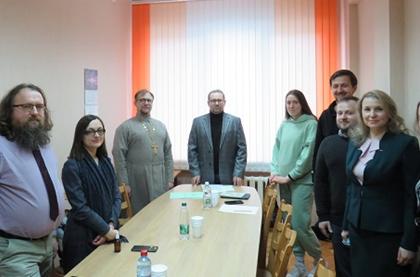 Круглый стол «Религиозность белорусской молодежи и перспективы православного миссионерства»