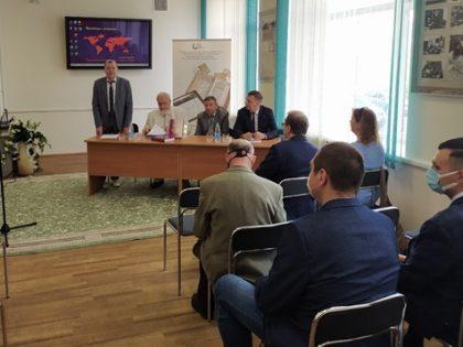 Встречи с сотрудниками Института исследований научно-технического потенциала и истории науки имени НАН Украины