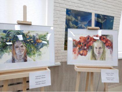 Выступление с докладом на презентации проекта «ОНА в искусстве и жизни»