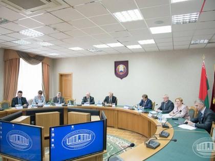 Заседание  Республиканского молодежного совета при Министре образования Республики Беларусь