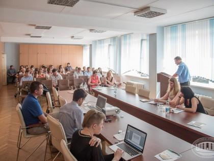 III круглый стол  молодых ученых НАН Беларуси