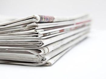 Начата серия еженедельных публикаций в СМИ