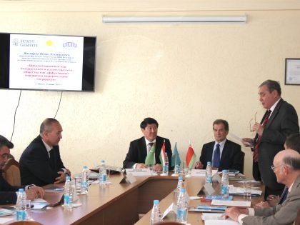 Международный круглый стол «Модернизация общественного сознания в Казахстане и Беларуси – залог дальнейшего успешного развития государств»