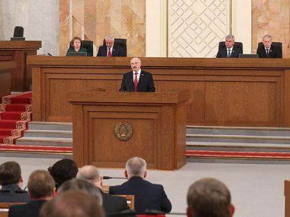Задачи и историческую перспективу в Послании Президента трудно переоценить