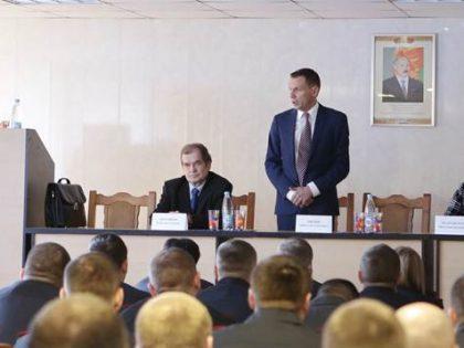 Научно-практический семинар в МВД Республики Беларусь