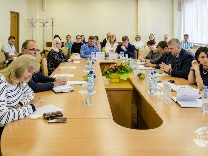 Заседание круглого стола «Рост рождаемости – безусловный приоритет Беларуси»