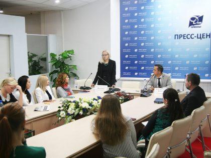 Семинар-тренинг для работников государственных республиканских СМИ и массмедиа г. Минска и Минской области