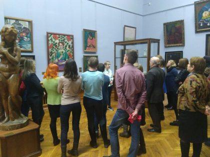 Экскурсия в Национальный художественный музей