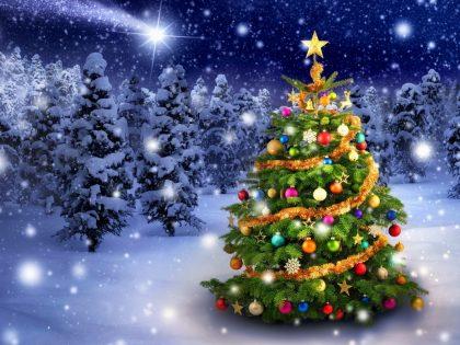 Поздравления с наступающим Новым 2019 годом и рождественскими праздниками