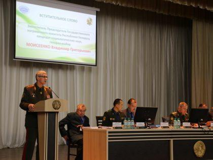 Патриотическое воспитание граждан Беларуси и молодежи – одна из важнейших государственных задач
